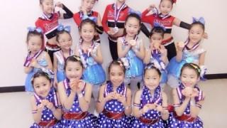 【NEW】キッズチアダンスチームDreamy* 草加教室 無料体験レッスン開催のお知らせ♪