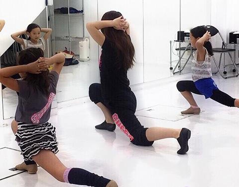 K*carat早稲田教室チアテクニック・ステップアップクラス体験会開催